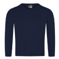 Zeco Knitted V-neck Jumper